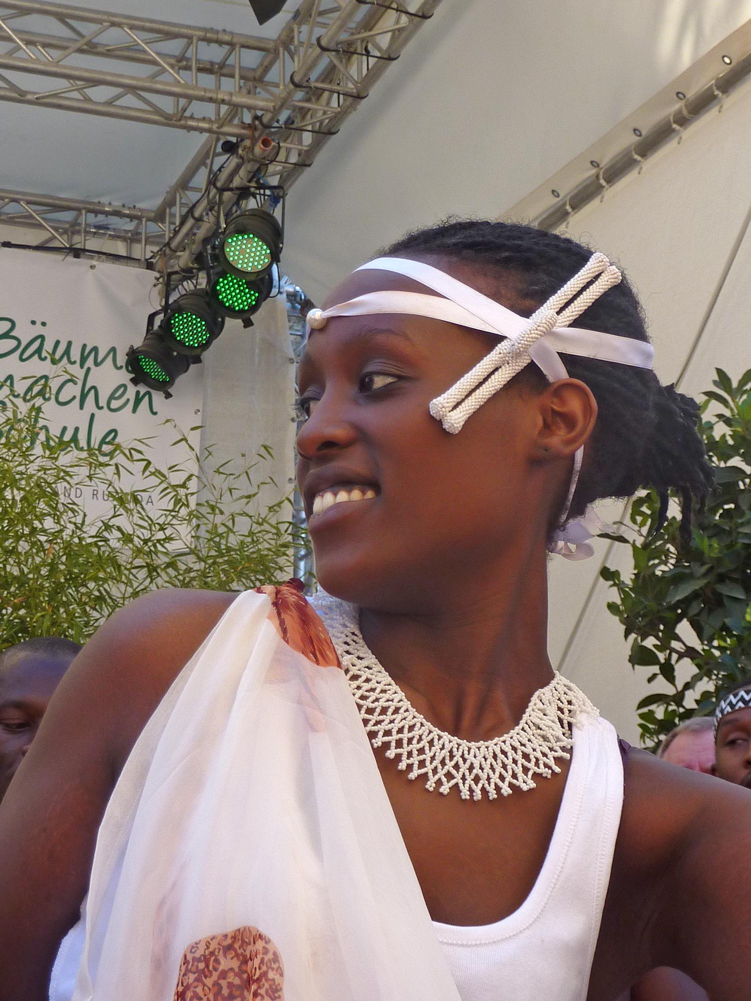 Ruandatag 2011 auf der BUGA