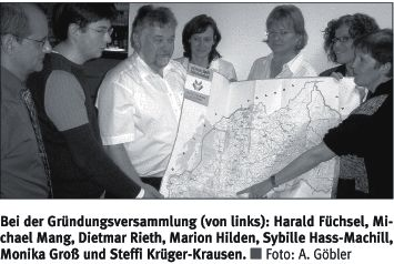 Karaba-Neuwied: Gründungsversammlung