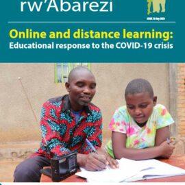 Ruanda: Schulunterricht über Radio